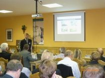 Seminar for investors in Zaječí